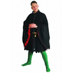 Robe with open sleeves Type 2