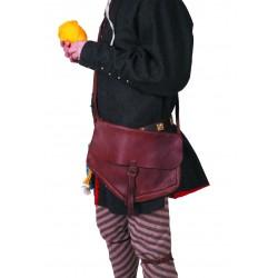 Leather Pilgrim Bag Type 1