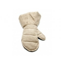 Padded Glove Type 1 Right - Natural